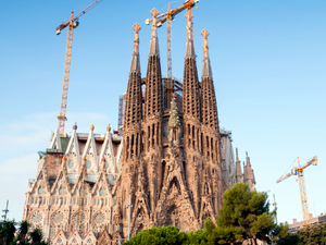 Barcelona Sagrada Familia Excursion