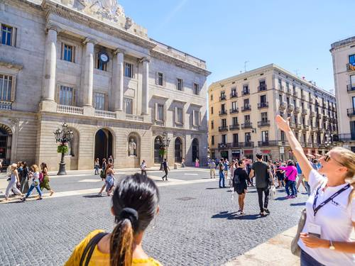 Barcelona  Spain goleta Tour Booking