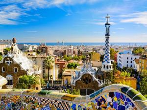 Barcelona The Best of Gaudi Excursion