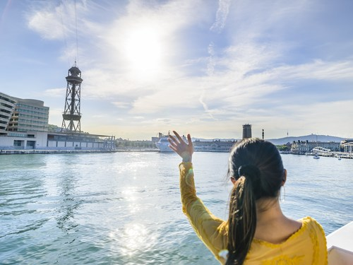 Barcelona Olympic Port Excursion Tickets