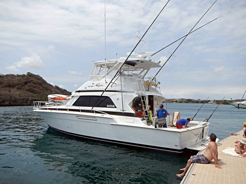 Curacao Willemstad private fishing charter Shore Excursion Booking