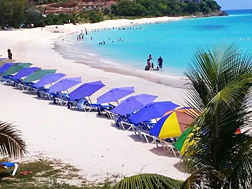 Antigua St. John's beach Excursion Tickets