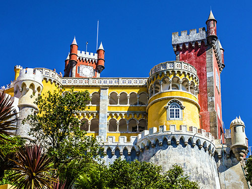 Lisbon  Portugal pena palace Excursion Tickets