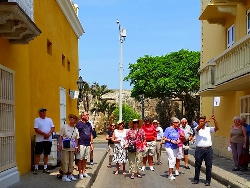 Cartagena Saint Pedro Claver Church St Phillipe Fort Excursion Cost