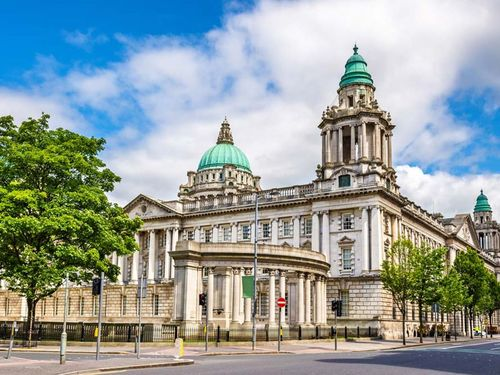 Belfast  Northern Ireland Parliament Buildings Tour Booking
