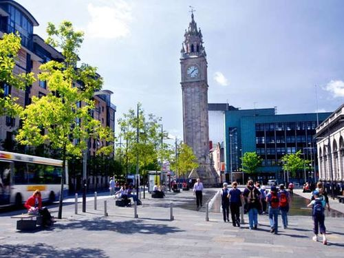 Belfast Titanic Belfast Cruise Excursion Reservations