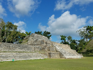 Belize Altun Ha Mayan Ruins and Cave Tubing with Sightseeing Excursion