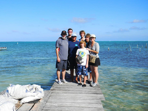 Belize Belize City Tropical Fish Snorkeling Cruise Excursion Cost