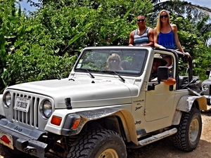 Belize Mayan Jeep and Altun Ha Ruins Excursion