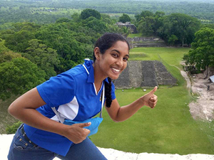 Belize Xunantunich Mayan Ruins and City Sightseeing with Lunch Excursion