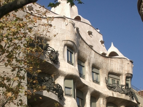 Barcelona Spain Gaudi Art Cruise Excursion Tickets