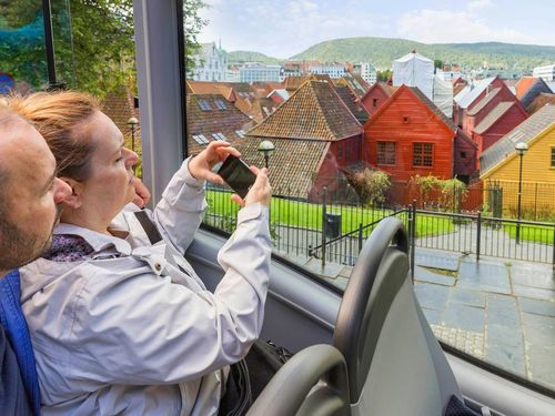 Bergen Blomstertorget Bus Tour Reservations