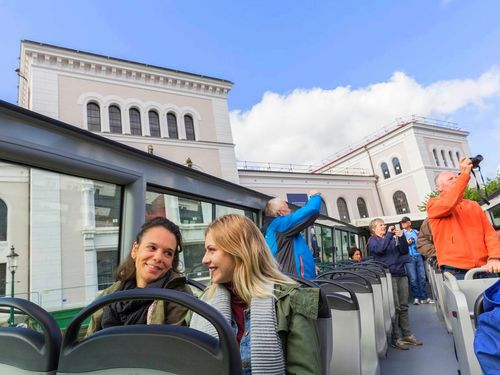 Bergen  Norway Hanseatic Museum Bus Cruise Excursion Cost