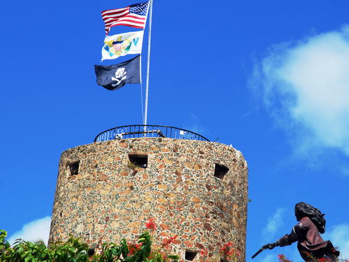 Charlotte Amalie Fort Christian Excursion Reservations