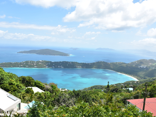 St Thomas beach Cruise Excursion Cost