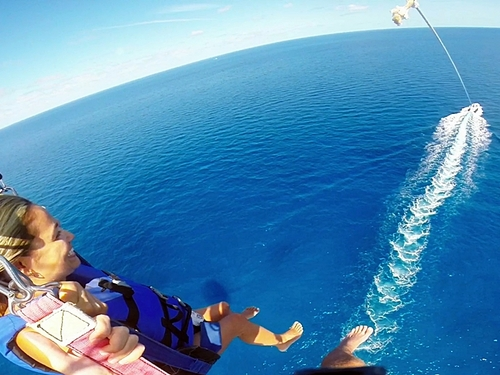 Freeport beach parasailing Tour Tickets