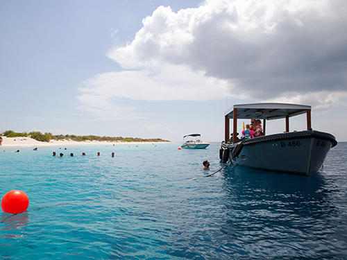 Bonaire Drinks Sail Shore Excursion Booking