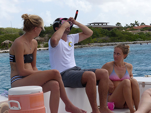 Bonaire Snacks Cruise Excursion Booking