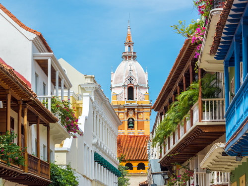 Cartagena Sightseeing Shore Excursion Reservations
