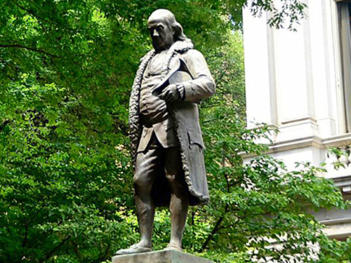 Boston Franklin Statue Excursion Reservations