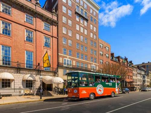 Boston hop on hop off bus Shore Excursion Reservations