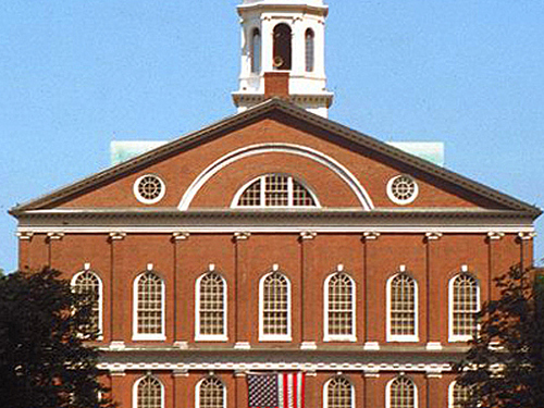 Boston  Massachusetts / USA Faneuil Hall Excursion Tickets
