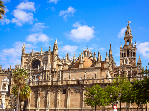 cadiz Seville Spain seville Cruise Excursion Reviews