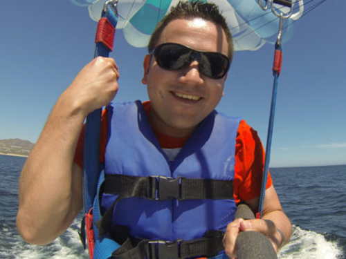 Cabo San Lucas Mexico Lands End Parasailing Trip Reviews