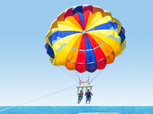 Cabo San Lucas Mexico Shoreline Parasailing Trip Reviews
