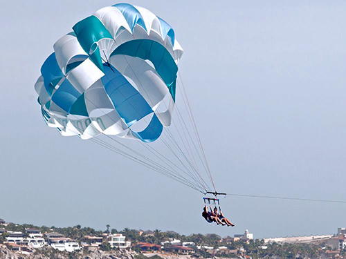 Cabo San Lucas Shoreline Parasailing Excursion Booking