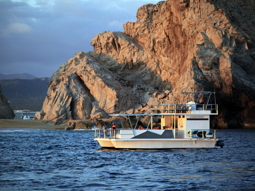 Cabo San Lucas Mexico Snorkeling La Isla Excursion Booking