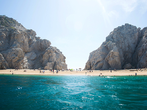Cabo San Lucas Lovers Beach Cruise Excursion Cost