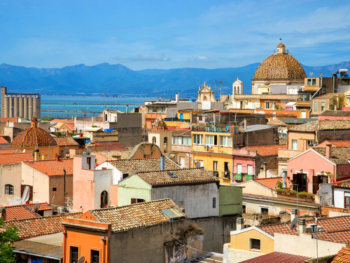 Cagliari  Sardinia Sette Frateli Buggy Cruise Excursion Booking