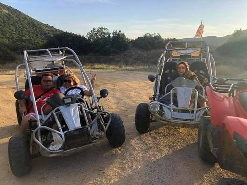 Cagliari Dune Buggy Trip Tickets