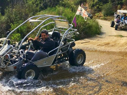 Cagliari  Sardinia Dune Buggy Shore Excursion Booking