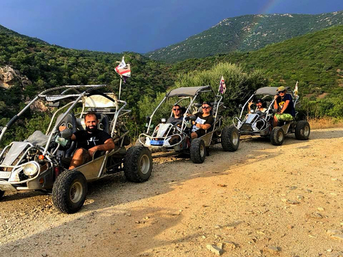 Cagliari Geremeas Buggy Tour Booking