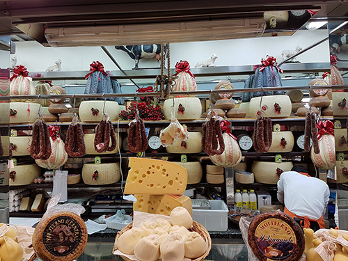 Cagliari San Benedetto Market Sightseeing Tour Reviews