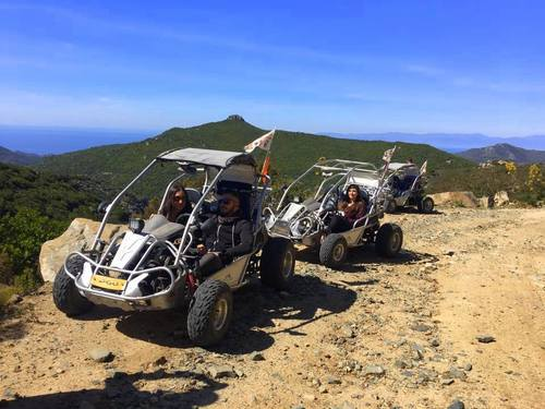 Cagliari Dune Buggy Tour Tickets