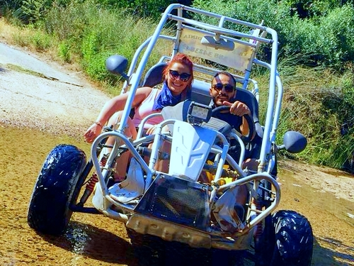 Cagliari  Sardinia Dune Buggy Excursion Reservations