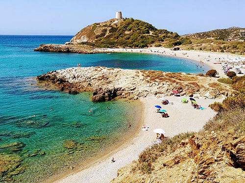 Cagliari Sardinia Coves Sightseeing Excursion Prices