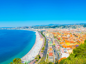 Cannes Trip to Nice Sightseeing Excursion