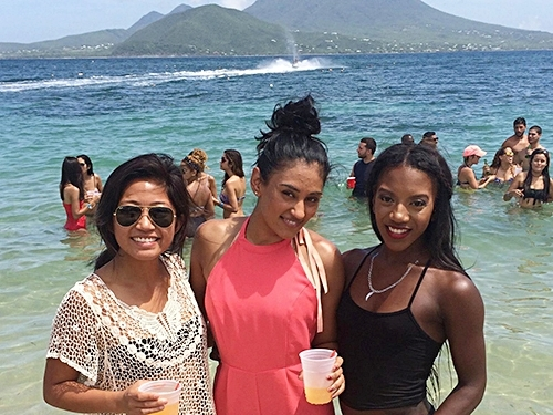 St. Kitts beach Tour Booking