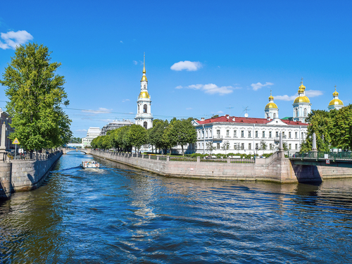 St. Petersburg Russia bus sightseeing Trip Prices