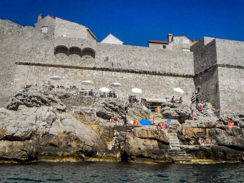 Dubrovnik Croatia Dalmatian Cruise Excursion Cost