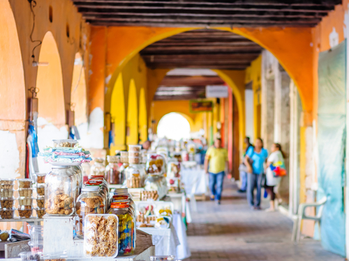 Cartagena Colombia city sightseeing Tour Tickets