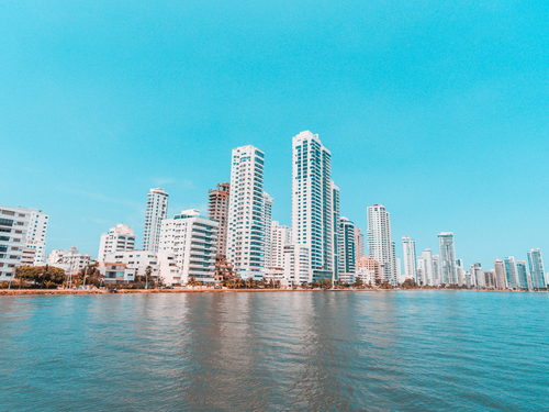Cartagena Colombia bus sightseeing Cruise Excursion Tickets