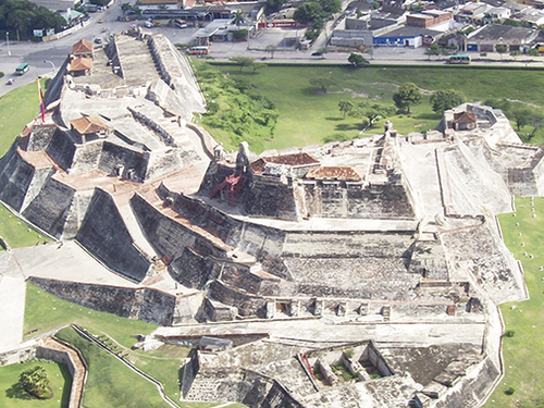 Cartagena  Colombia Main Plaza Excursion Booking