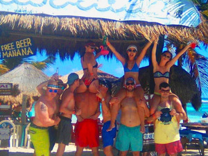 Costa Maya All Inclusive Barefoot Beach Club Day Pass