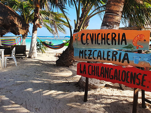Costa Maya All Inclusive Beach Break Excursion at La Chilangaloense