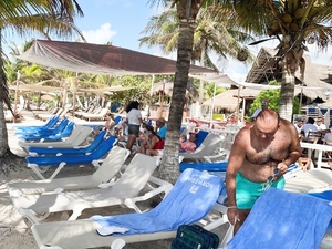 Costa Maya ATV Off Road Adventure and Beach Break Excursion